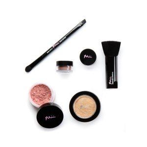 Mii Mineral Beautiful Basics Kit